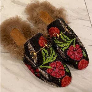 Shoes - Gucci Princeton Slippers with box